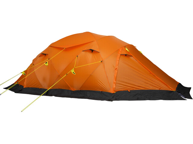 Wechsel Conqueror Unlimited Line tent oranje